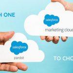 Salesforce Pardot vs Marketing Cloud